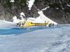 Полет на вертолете/ Icefield excursion